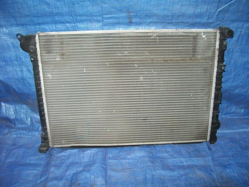 Радиатор охлаждения Mini Cooper R50 2002