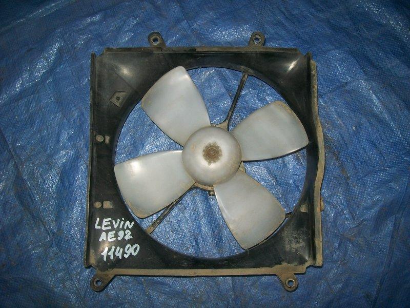 Диффузор радиатора Toyota Corolla AE91 1990