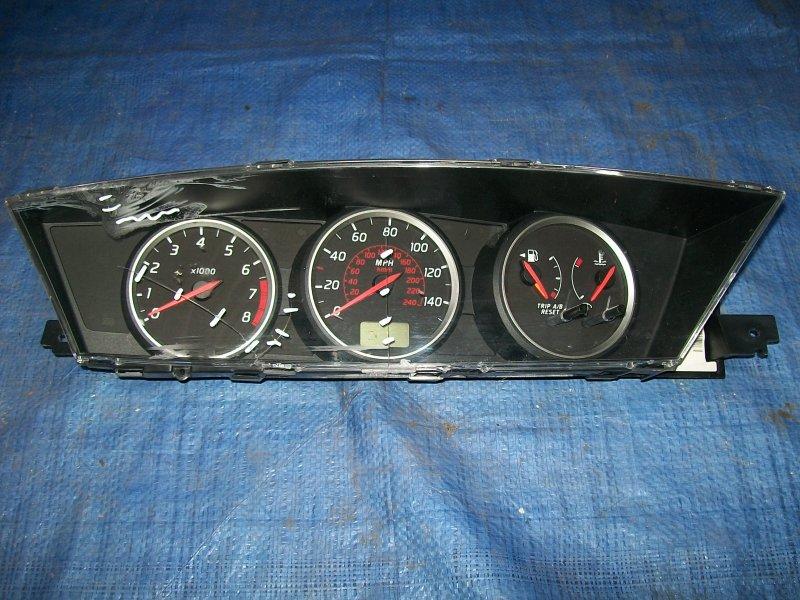 Щиток приборов Nissan Primera P12 QG18 2004