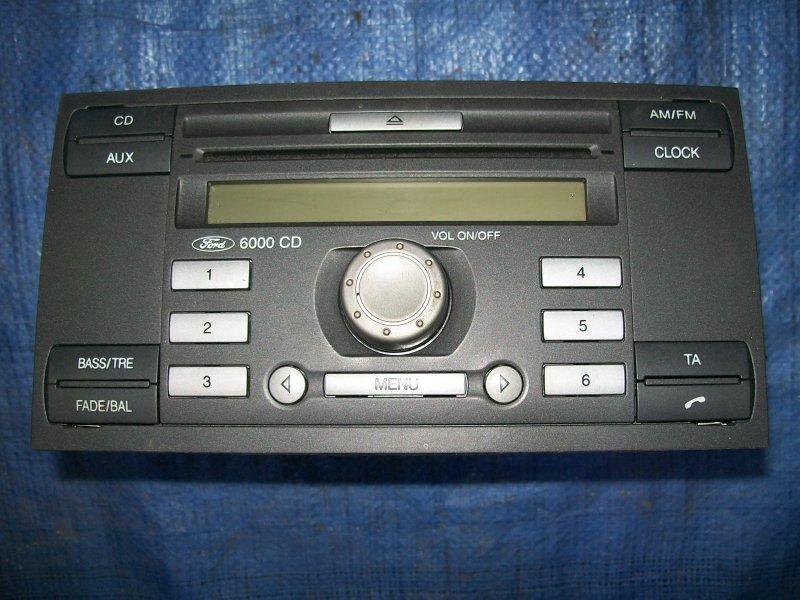 Магнитолла Ford Focus 2 ASDA 2005