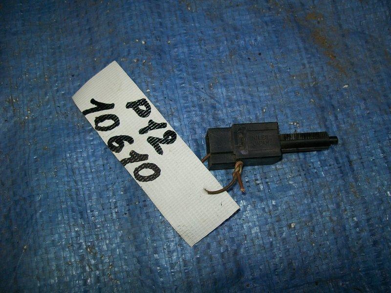 Датчик включения стоп-сигнала Nissan Primera P12 QG18 2002