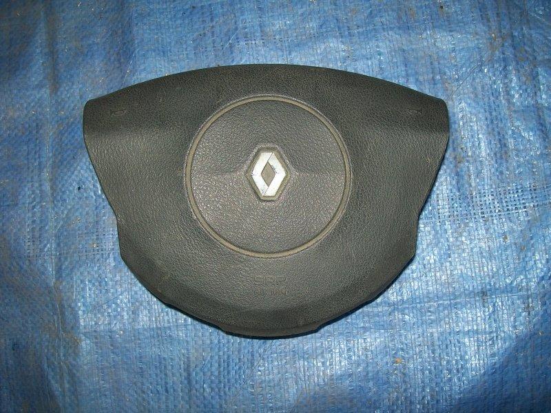 Подушка безопасности в руль Renault Laguna 2F1 F9Q 2003