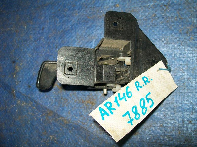 Ручка двери внутренняя Alfa Romeo 146 1.4 1998 задняя правая