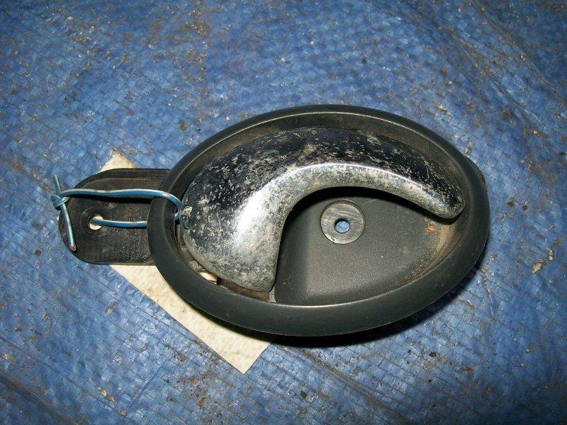 Ручка двери внутренняя Hafei Brio задняя правая