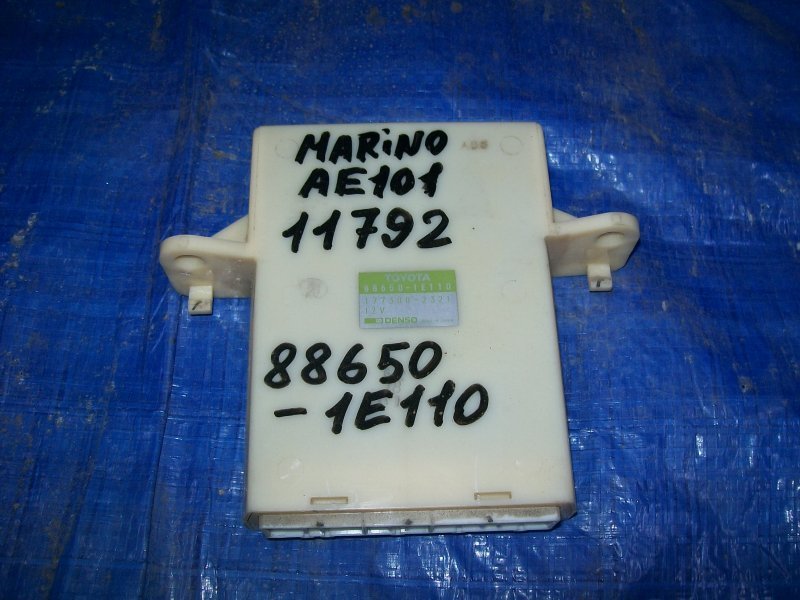 Блок управления печкой Toyota Sprinter Marino AE101 4AFE 1996