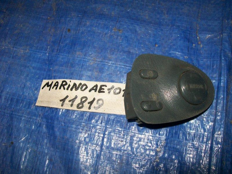 Блок управления зеркалами Toyota Sprinter Marino AE101 4AFE 1996