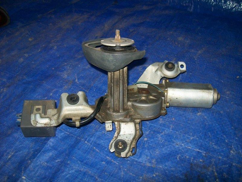 Мотор стеклоочистителя Toyota Sprinter Marino AE101 4AFE 1996 задний