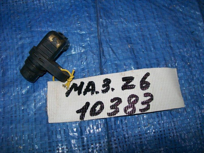 Датчик положения коленвала Mazda 3 BK Z6 2003
