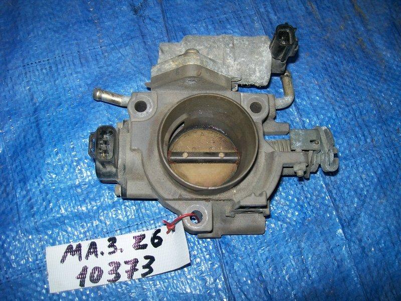 Заслонка дроссельная Mazda 3 BK Z6 2003