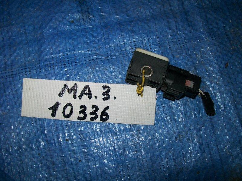 Датчик airbag Mazda 3 BK Z6 2003