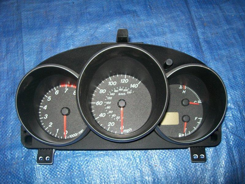 Щиток приборов Mazda 3 BK Z6 2003