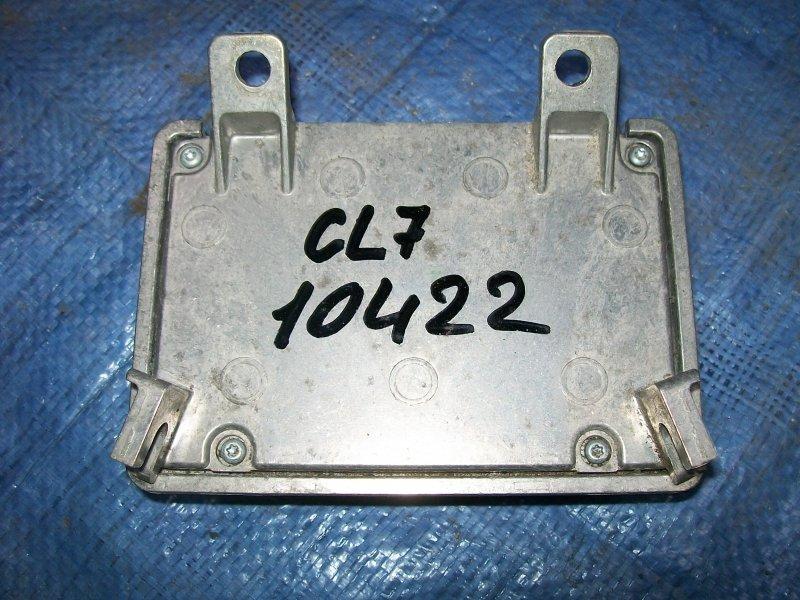 Блок управления air bag Honda Accord CL7 K20A6 2003