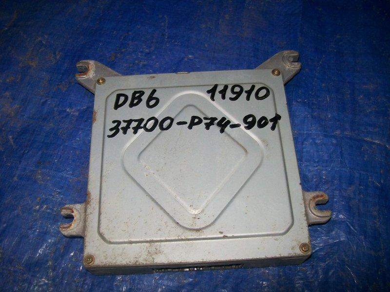 Блок управления двигателем Honda Integra DB6 ZC 1996