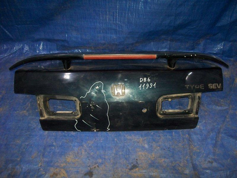 Крышка багажника Honda Integra DB6 ZC 1996