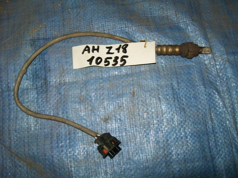 Датчик кислородный Opel Astra H Z18XER 2007