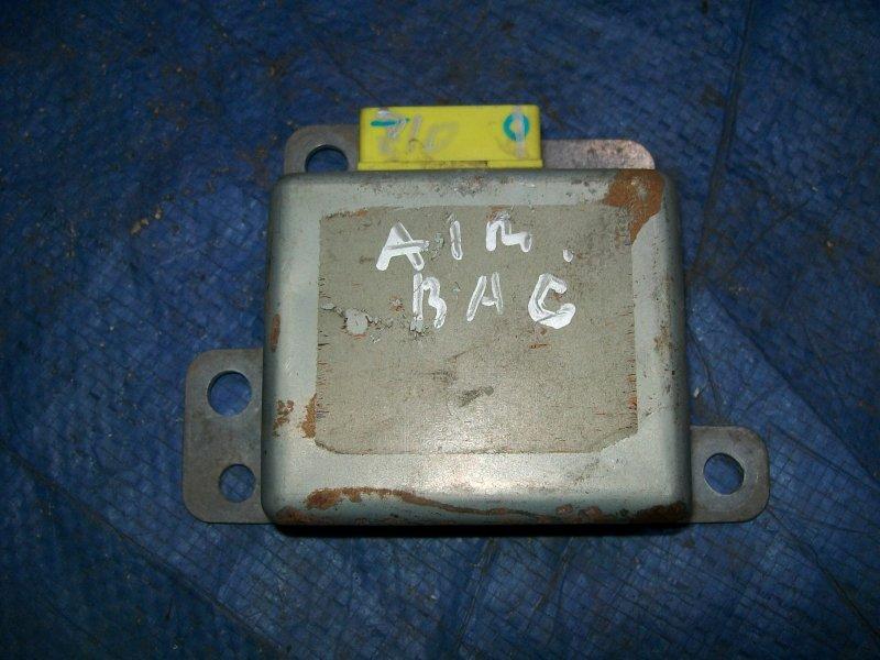 Блок управления air bag Nissan Cube Z10 CG13DE 1998