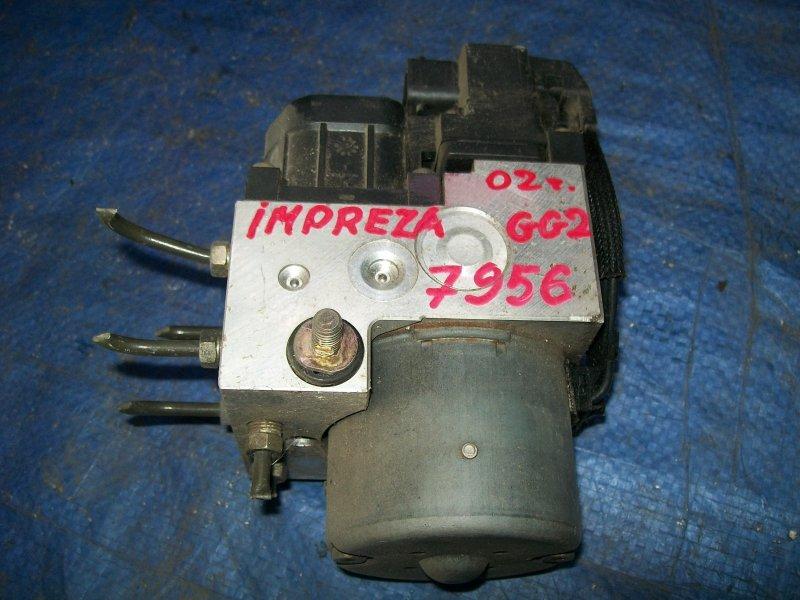 Блок abs Subaru Impreza GG EJ15 2001