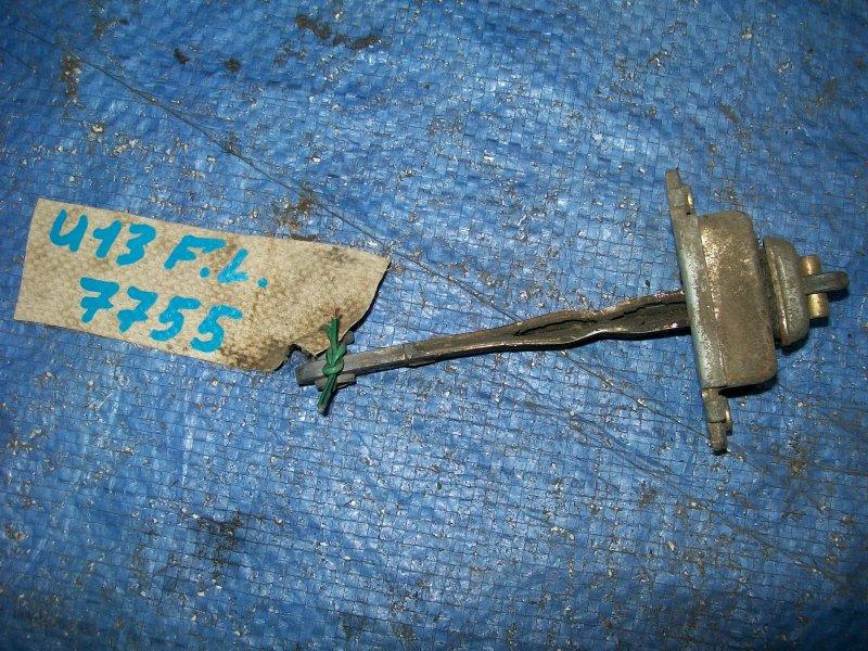 Ограничитель двери Nissan Bluebird U13 SR18DE 1993 передний