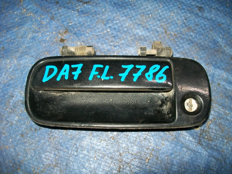 Ручка двери наружняя Honda Integra DA7 1992 передняя левая