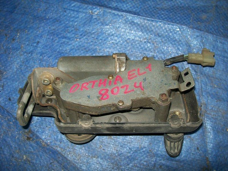 Мотор стеклоочистителя Honda Orthia EL3 1996 задний