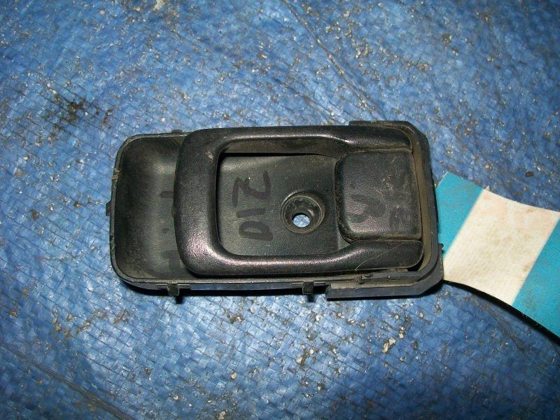 Ручка двери внутренняя Nissan Cube Z10 CG13DE 1998 передняя правая