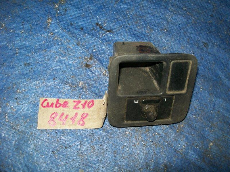 Пульт управления зеркалами Nissan Cube Z10 CG13DE 1998