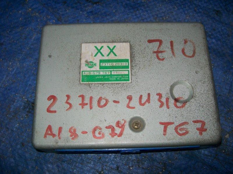 Блок управления двигателем Nissan Cube Z10 CG13DE 1998