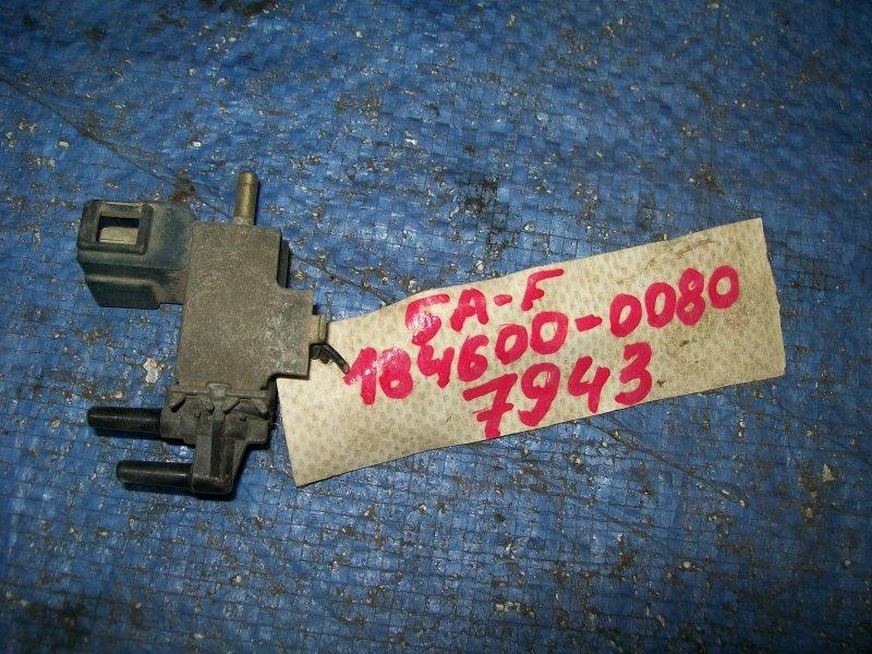 Клапан вакуумный Toyota Corolla AE91 5A-F 1990