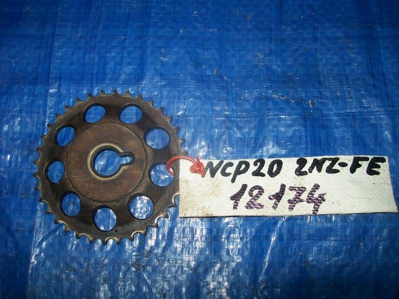 Шестерня распредвала Toyota Funcargo NCP20 2NZ 1999