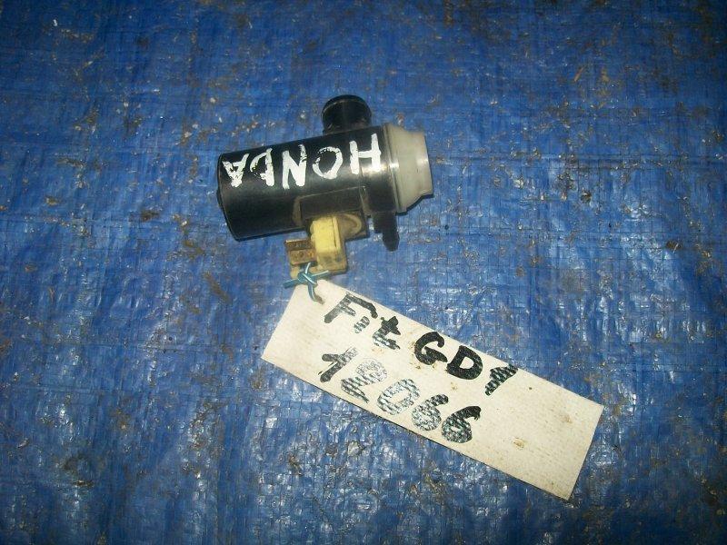 Мотор омывателя Honda Fit GD1 L13A 2004