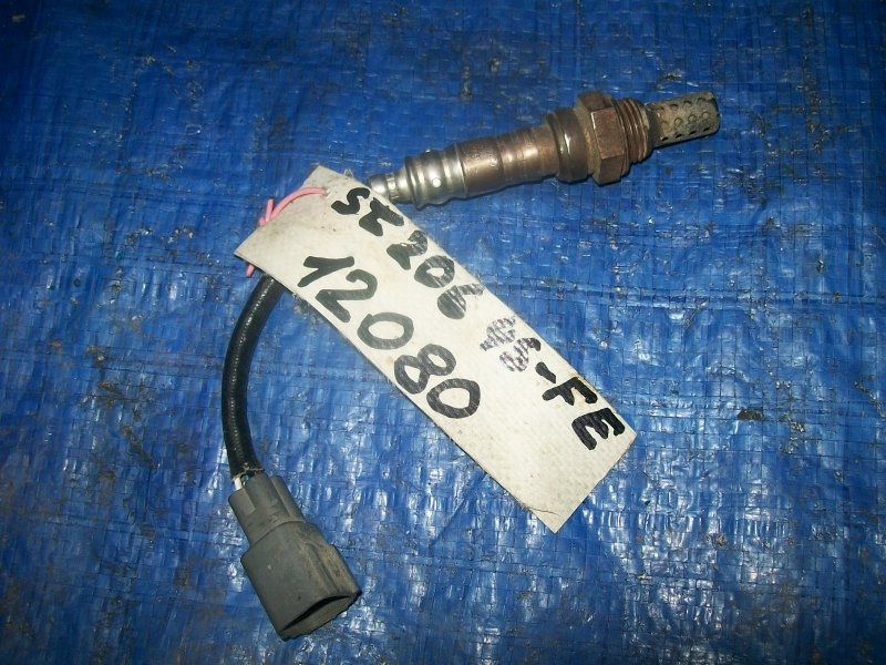 Датчик кислородный Toyota Curren ST208 4S-FE 1997