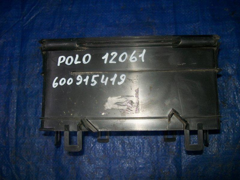 Корпус аккумулятора Skoda Fabia 2005