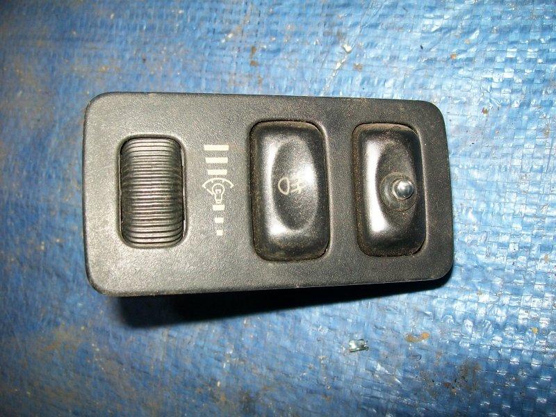 Кнопка регулировки подсветки Mitsubishi Diamante F11A 6G71