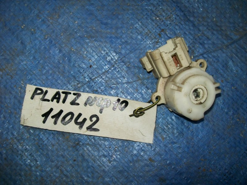 Контактная группа Toyota Platz NCP12 1NZ-FE 2001
