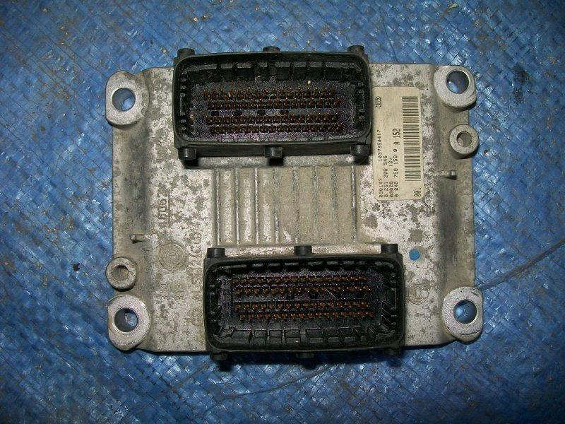 Блок управления двигателем Fiat Punto 188 1.2 1999