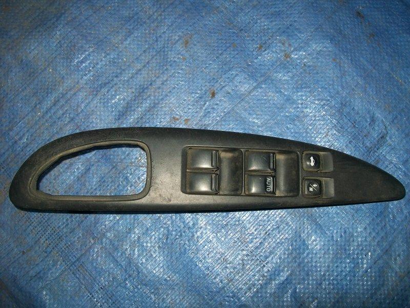 Блок управления стеклоподъемниками Nissan Primera P12 QG18 2002