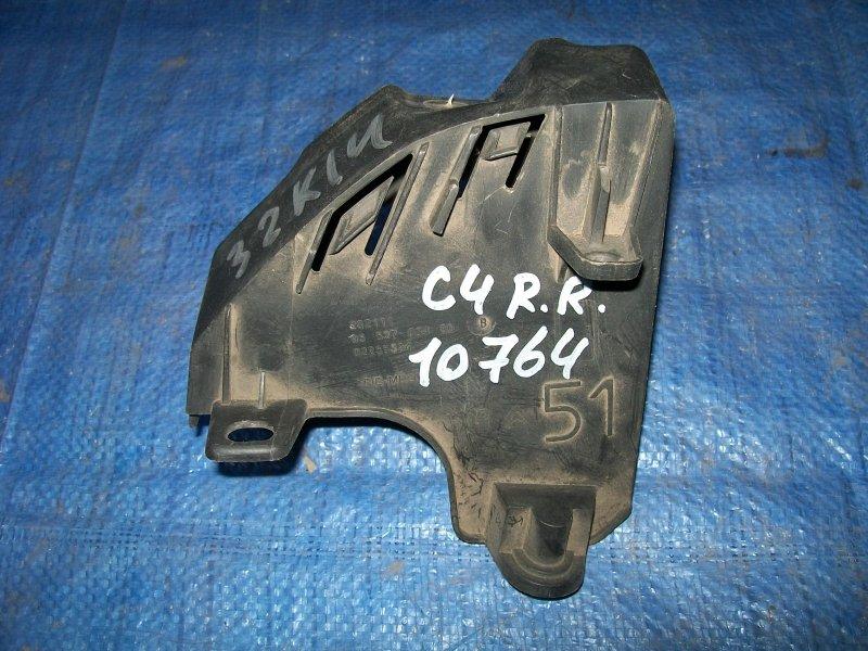 Крепление бампера Citroen C4 LC NPU 2005 заднее правое