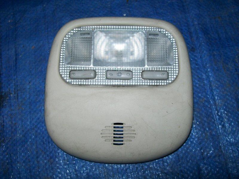 Плафон потолочный Citroen C4 LC NPU 2005 передний