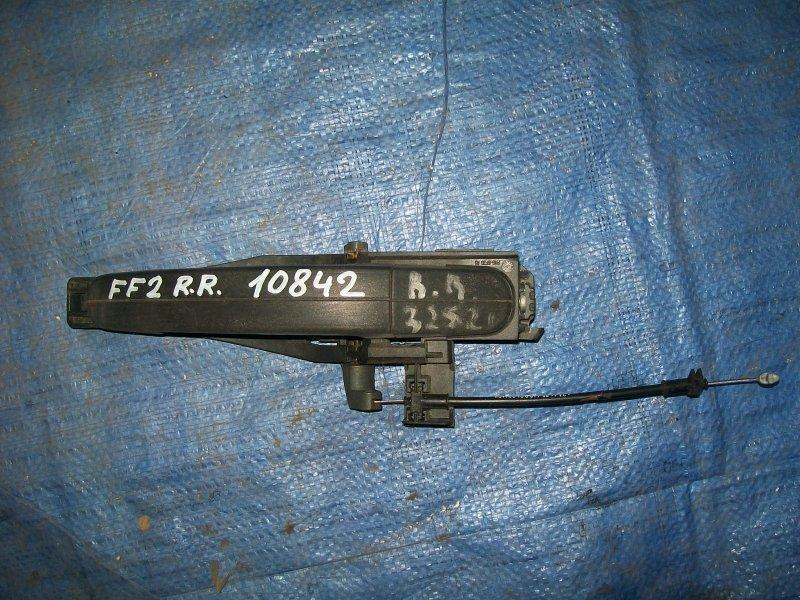 Ручка двери наружняя Ford Focus 2 ASDA 2005 задняя правая