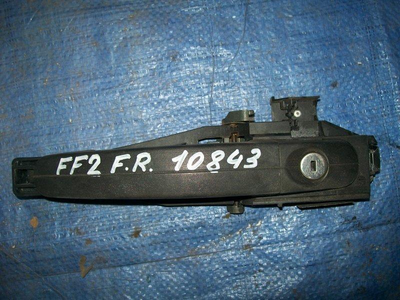 Ручка двери наружняя Ford Focus 2 ASDA 2005 передняя правая