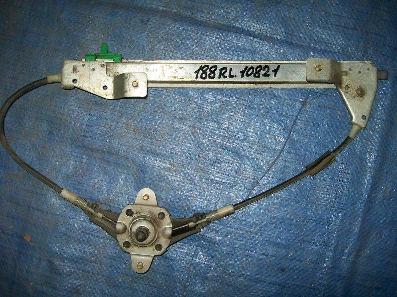 Стеклоподъемник Fiat Punto 188 1.2 1999 задний левый