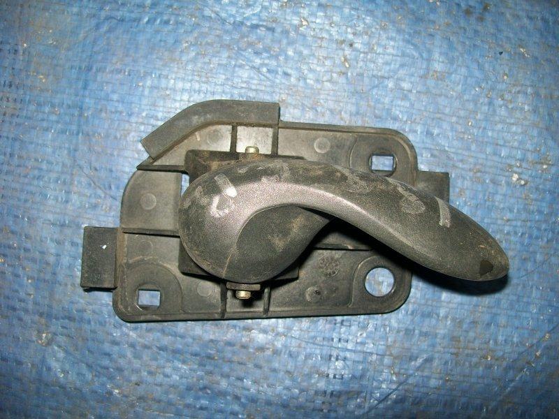 Ручка двери внутренняя Fiat Punto 188 1.2 1999 правая