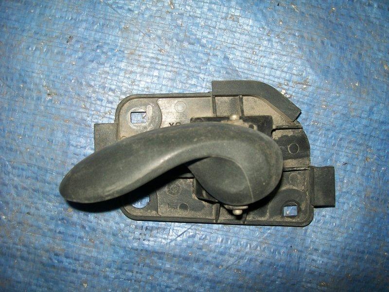 Ручка двери внутренняя Fiat Punto 188 1.2 1999 левая