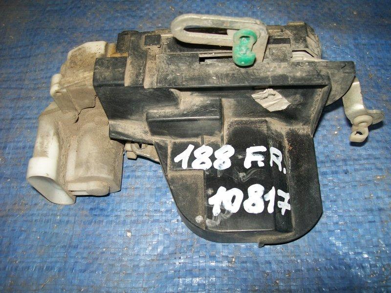 Замок двери Fiat Punto 188 1.2 1999 передний правый