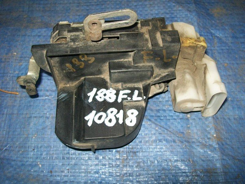 Замок двери Fiat Punto 188 1.2 1999 передний левый