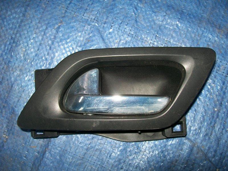 Ручка двери внутренняя Citroen C4 LC NPU 2005 левая