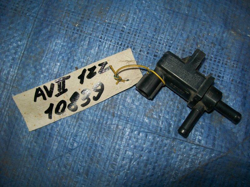 Клапан электромагнитный Toyota Avensis ZZT251 1ZZ-FE 2003