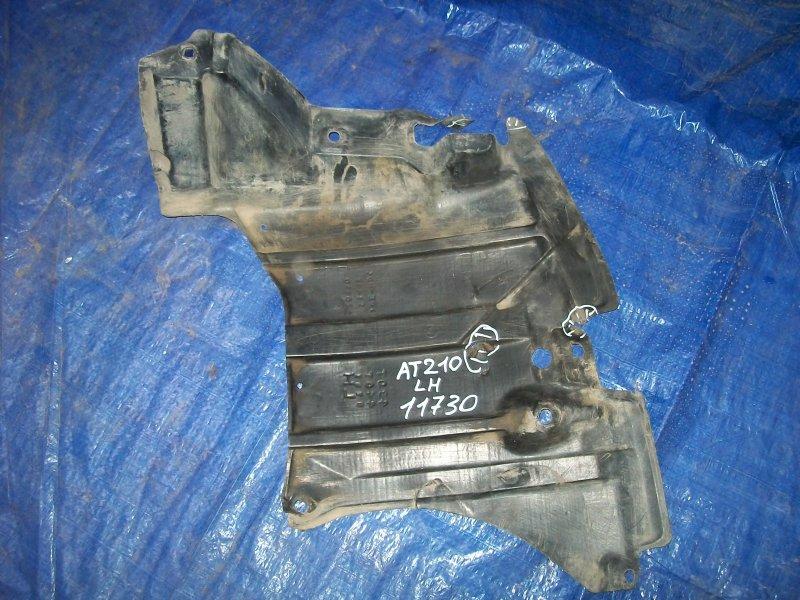 Защита двигателя Toyota Carina AT210 4AGE 1998 левая