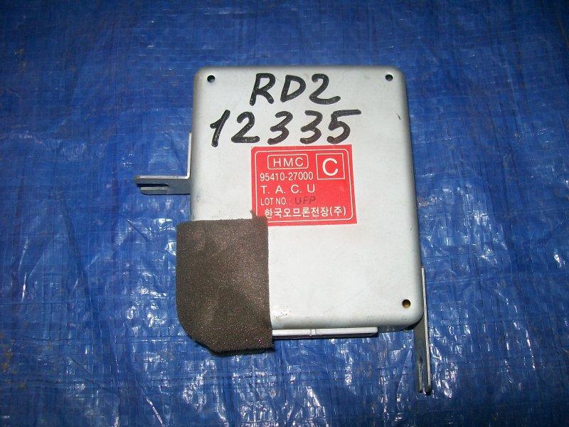 Блок сигнализации Hyundai Coupe RD2 G4GR 1999