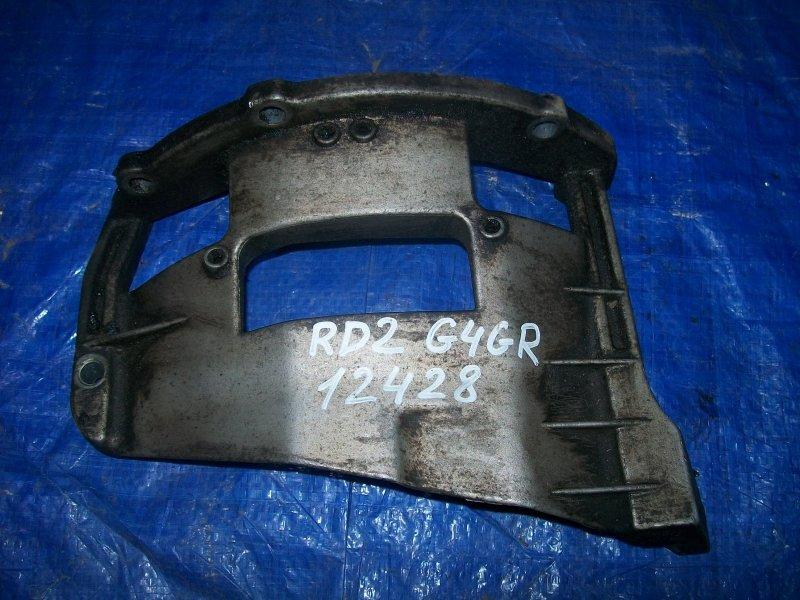 Кронштейн кпп Hyundai Coupe RD2 G4GR 1999 нижний